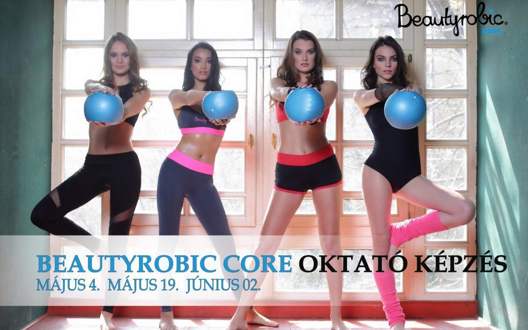 Beautyrobic CORE oktatói tanfolyam májusban