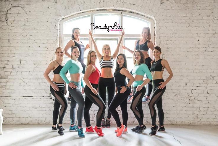 A Beautyrobic a világ első Beauty Body & Mind edzése lett