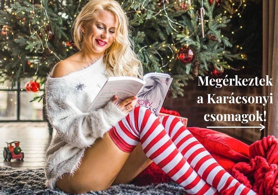 Megérkeztek a Beautyrobic karácsonyi csomagok ?