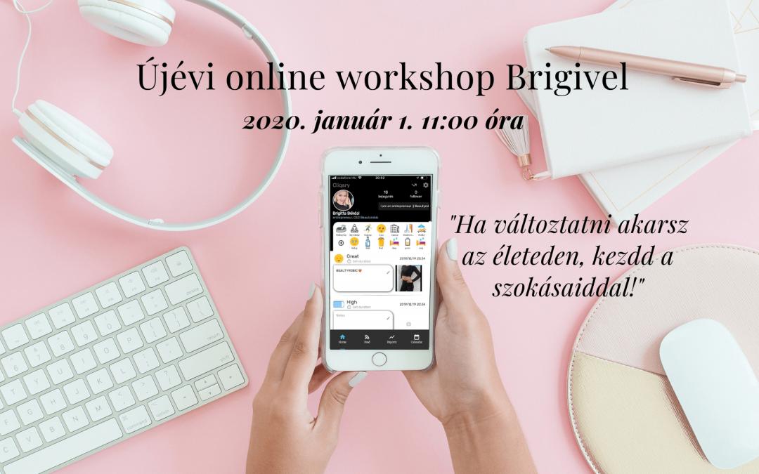 One Click Diary (KLIQERY) módszer, Online workshop