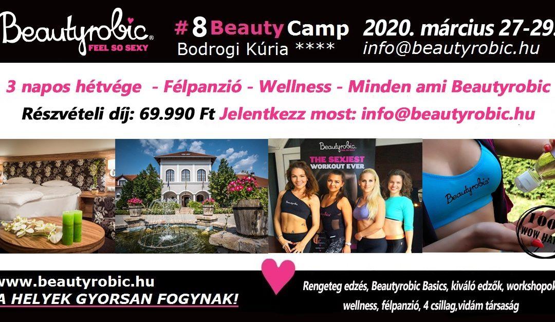 Márciusban újra BeautyCamp!