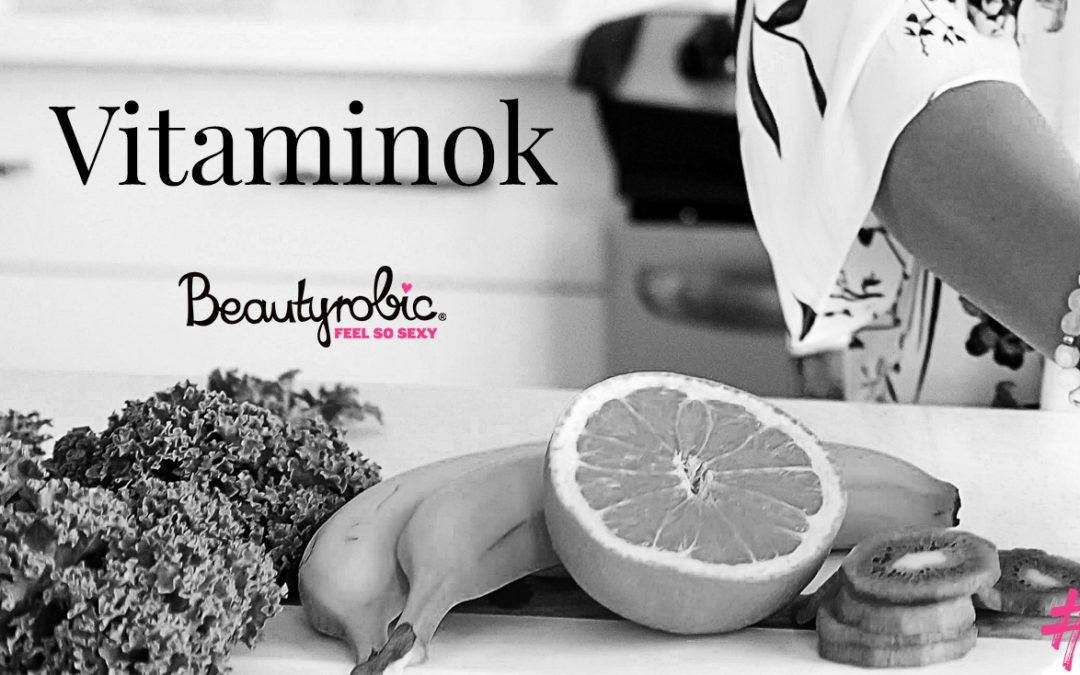 Beautyrobic tanfolyam 3 vitaminok