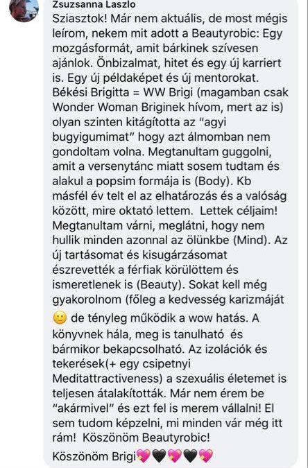 beautyrobic vélemény