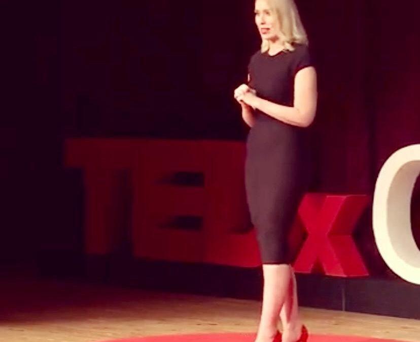 Békési Brigitta TEDx-Győr
